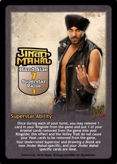 Jinder Mahal Superstar Card