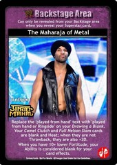 The Maharaja of Metal