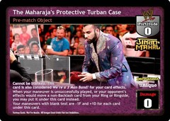 The Maharaja's Protective Turban Case