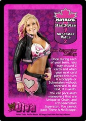 Natalya Superstar Card