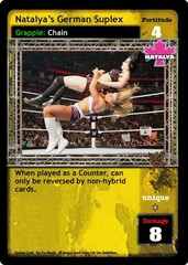 Natalya's German Suplex