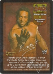 Booker T Superstar Card - SS2