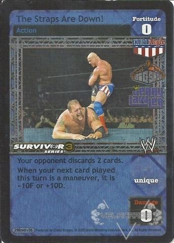 Integrity Raw Deal WWE V16.0 Kurt Angle