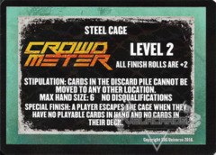 Steel Cage Level 2
