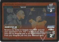 Mattitude Adjustment - SS3