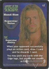 Leader of the Edge Army Superstar Card (TB)