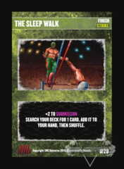 The Sleep Walk