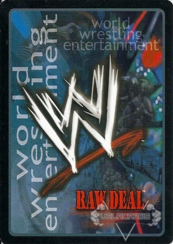 D-Generation X Superstar Card