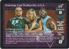 Greetings from Dudleyville, U.S.A.