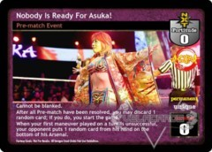 Nobody Is Ready For Asuka!