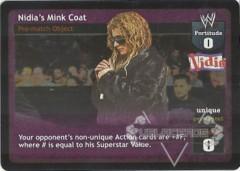 Nidia's Mink Coat