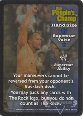 The People's Champ Superstar Card - SS3