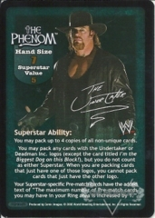 The Phenom Superstar Card