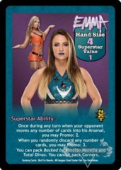 Emma Superstar Card