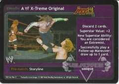 <i>Revolution</i> A WWE X-Treme Original