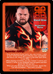 Bam Bam Bigelow Superstar Set