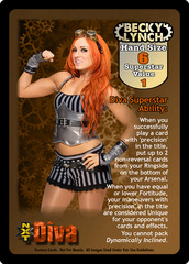 Becky Lynch Superstar Set
