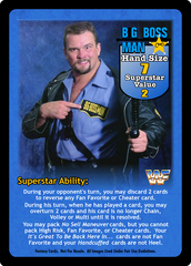 Big Boss Man Superstar Set