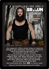 Braun Strowman Superstar Set