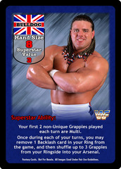 British Bulldog Superstar Set