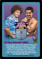 Carlito & Primo Colon Superstar Set