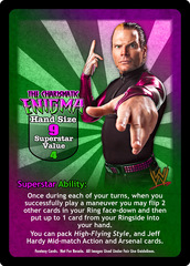 The Charismatic Enigma Superstar Set