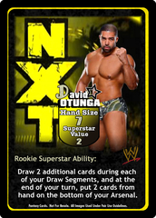 David Otunga Superstar Set