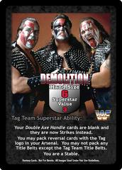Demolition Superstar Set