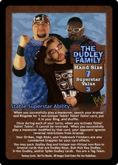 The Dudley Family Superstar Set