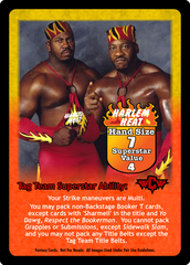 Harlem Heat Superstar Set