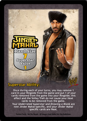 Jinder Mahal Superstar Set