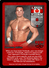 Lance Storm Superstar Set