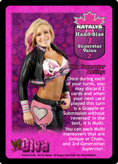 Natalya Superstar Set