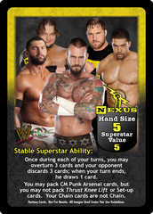 New Nexus Superstar Set