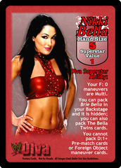 Nikki Bella Superstar Set