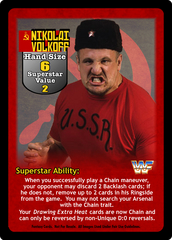 Nikolai Volkoff Superstar Set