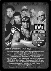 nWo Hollywood Superstar Set