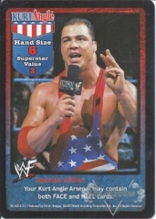Kurt Angle Superstar Card (PROMO)