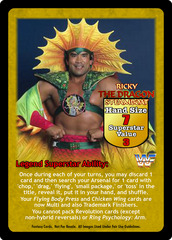 Ricky The Dragon Steamboat Superstar Set