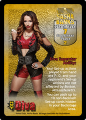 Sasha Banks Superstar Set