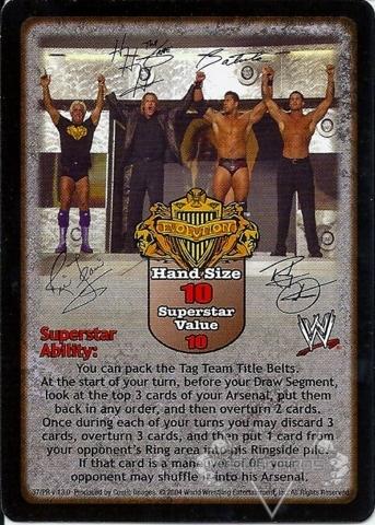 Evolution Superstar Card (PROMO)