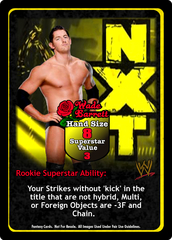 Wade Barrett Superstar Set