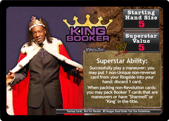 <i>Revolution</i> King Booker Superstar Set