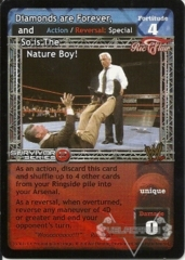 Diamonds are Forever, and So is The Nature Boy! - SS2