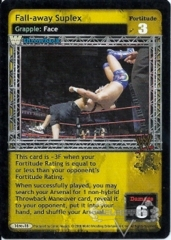 Fall-away Suplex (TB)