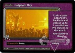 <i>Revolution</i> Judgment Day