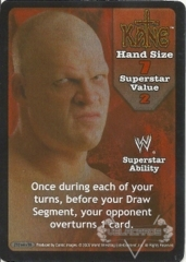 Kane Superstar Card - SS3