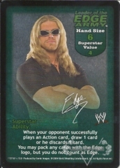 Leader of the Edge Army Superstar Card