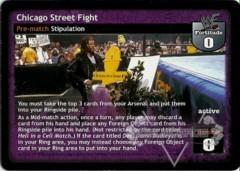 Chicago Street Fight