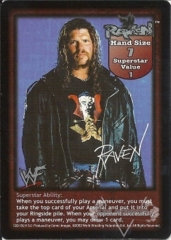 Raven Superstar Card